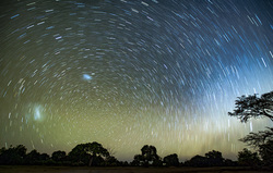 Night Sky with Stars Safaris Khangela Safaris Zimbabwe